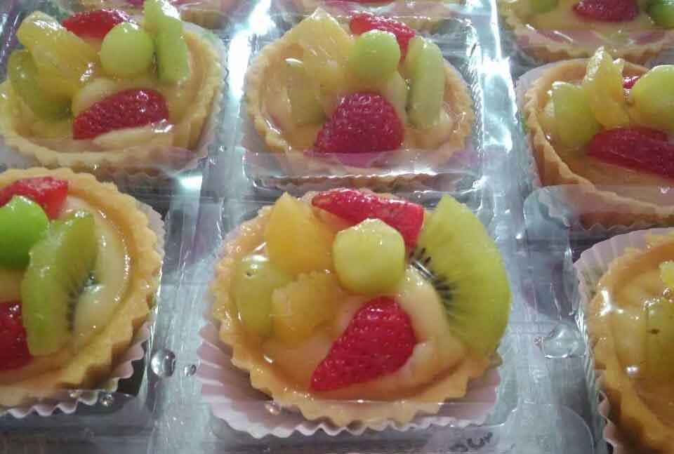 Pie Buah Putri Snack