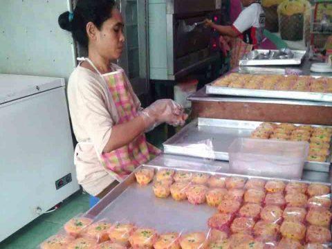 Dapur Produksi Putri Snack Madiun